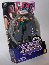 Vintage 1998 Xena Warrior Princess King of Thieves Autolycus Action Figure