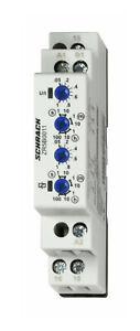 Asymetric flasher (pulse generator) 12-240V AC/DC, 1CO, 8A/250V - ZR5B0011