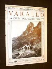 Varallo, la città del Sacro Monte - Le Cento Città d'Italia illustrate