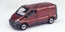 Minichamps 430040561 Opel Vivaro Box Truck - 2001 - 1:43 # New Original