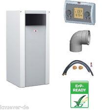 WOLF Öl Brennwert Kessel COB-20 inkl. BM mit Außenfühler und Anschlusszubehör