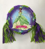 Princess Tiana Pinata..Party Game , Party Decoration FREE SHIPPING