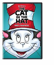 NEW DVD - DR. SEUSS - THE CAT IN THE HAT & FRIENDS - 85min