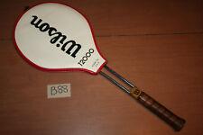 Vintage Wilson T 2000 Tennis Racket Racquet USA