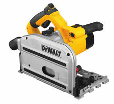 DEWALT DWS520KT Plunge Circular Saw 240v TSTAK Case