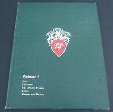 The Great Operas Jame Buel Societe Lyrique 1899 Vol. 7 Verdi Introduction