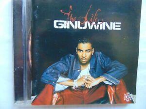 Ginuwine - The Life - CD - FREE POST
