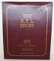EFE 1/76 Scale - Volume 3 - The RTL Story - RTL 1245 / RTL 815 / Private Bus