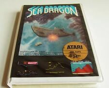 Atari XL: Sea Dragon - adventure International 1982