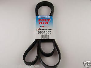 FORD EXPLORER FAN BELT SUITS ALL 4.6L V8 WITH SOHC eng 10/01-01/08
