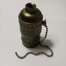 Vintage Antique Edison Style Bulb Aluminum E26/E27 Efficient Lamp Light Holder