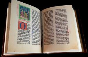 PSALTER OF FREDERICK II, 1335 AD, Facsimile