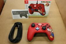 Power A Nintendo Switch Super Mario Wired Controller with Original Box