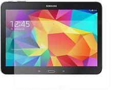 2x Samsung Galaxy Tab 4 10.1 Protection ecrán mat Verre souple Film Protecteur
