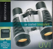 Emerson Uv Coated Binoculars Uv Optics Protective Lenses Neck Strap Nylon Pouch