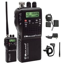 Radio With Weather/all-hazard Monitor & Mobile Midland 40-channel 75-822 Mini