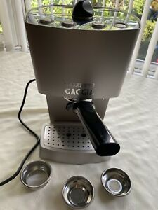 Gaggia Espresso Dose Coffee Machine