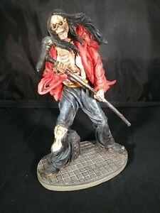 Grim Reaper Rock Star Figurine