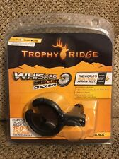 NEW Trophy Ridge Whisker Biscuit Quick Shot Black ~ FREE SHIPPING