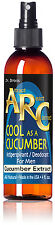 ARC Cool As A Cucumber All Natural Antiperspirant and Deodorant for Men