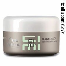 Wella EIMI Styling Dry Texture Touch Reworkable Clay (Hold Level 2) 75ml/2.5oz