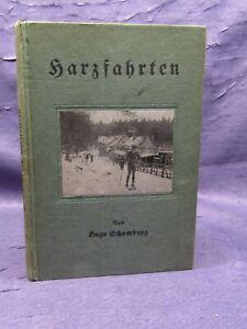 Schomburg Harzfahrten Band 51 o.J. Sammlung belehrender Unterhaltungsschrift js