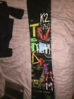 Price Drop!!! 153 sz.TurboDream Snowboard, Limited Edition, 2011- 2010 Style