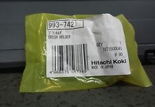 993-742 Brush Holder Hitachi Genuine part for Hex Demolition Hammer