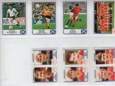 Panini Football 84 - McLeish & Miller - Aberdeen - No 440