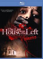 The Last House on the Left (Unrated Coll Blu-ray