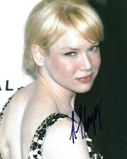 Renee Zellweger Signed 10X8 Autograph Photo- Bridget Jones Diary - Chicago- JUDY