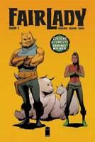FAIRLADY #1 IMAGE COMICS COVER A BALBONI & LOUISE