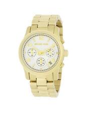 Polierte Armbanduhren im Luxus-Stil mit Chronograph