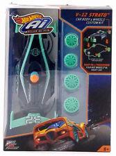 Hot Wheels Ai V-12 Strato Car Body and Wheels Custom Kit