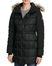 CANADA GOOSE BEECHWOOD COYOTE FUR TRIMMED PARKA JACKET - $1150++ -  SOLD OUT !