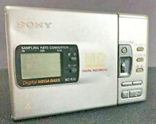 Rare Sony Md Mz-R30 Walkman Portable MiniDisc Player/Recorder