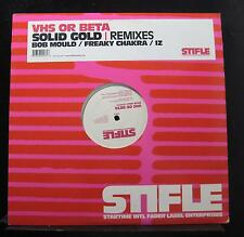"""VHS Or Beta - Solid Gold 12"""" VG+ STIFLE-003 Startime 2003 USA Vinyl Record"""