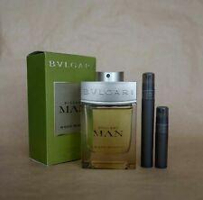 Bvlgari MAN Wood Neroli 10 ml travel size EDP 100% genuine
