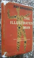 The Illustrated Man, Ray Bradbury 1953 First Edition w/ Original. Dust Jacket