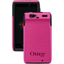 Otterbox Commuter Case Tasche Schutzhülle Motorola RAZR pink / schwarz