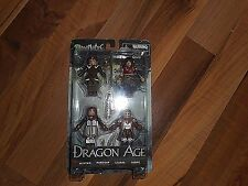 Minimates Dragon Age Box Set Figures Alistair Morrigan Leliana Varric FREE SHIP