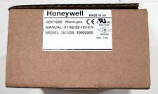 HONEYWELL UDC1200 MICRO-PRO MODEL:DC120L 10002000