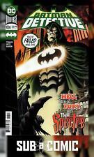 DETECTIVE COMICS #1006 (DC 2019 1st Print) COMIC