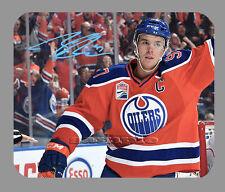 Item#4180 Connor McDavid Edmonton Oilers Facsimile Autograph Mouse Pad