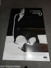 THE STORY OF O  - ORIGINAL FOLDED POSTER - 1976 - CORINNE CLERY