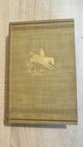 """1894 """"AMONG MEN AND HORSES"""" by HORACE HAYES - ILLUS -1ST ED - CLASSIC REFERENCE"""