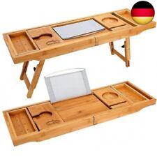 Badewanne Caddy & Laptop-Bett Schreibtisch - 2 in 1, Badewanne Tablett