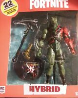 McFarlane Toys Fortnite Hybrid Stage 3 Premium Action Figure, New!!!