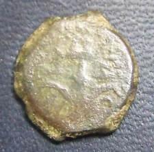 JUDEAN, HEROD I THE GREAT, BIBLICAL FAME, PRUTAH, ROMAN CLIENT KING IN JUDEA (2)