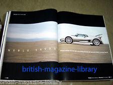 Evo Magazine Issue 62 - Noble M12